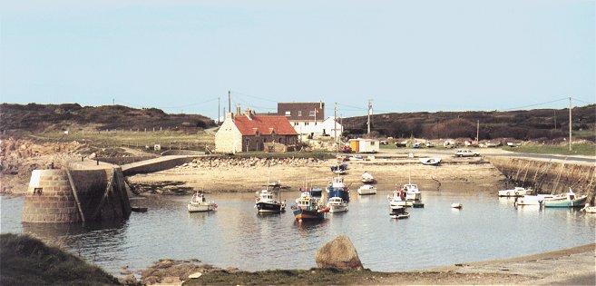 Le Port De Fermanville